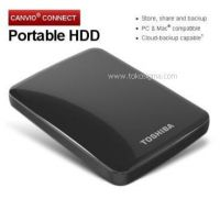 TOSHIBA CANVIO CONNECT 1TB